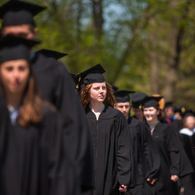 Commencement processional
