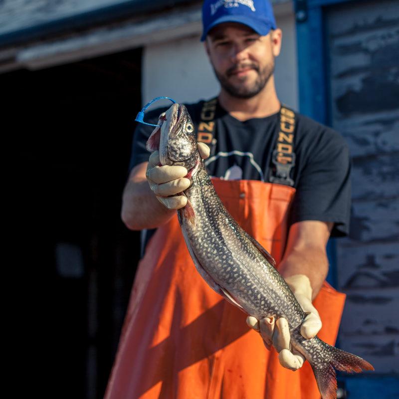 Bodin's Fisheries fresh fish