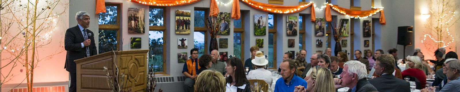 Northland College Harvest Trail Dinner