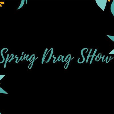 Spring Drag Show Logo