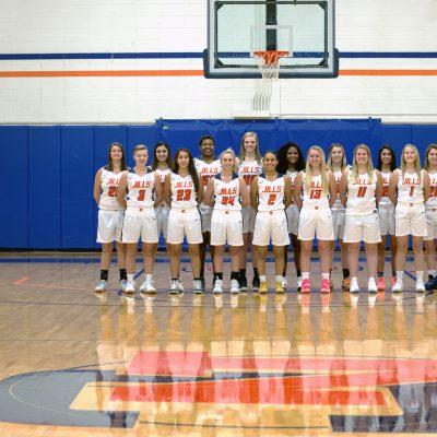 Women's Basketball Team Photo 2018