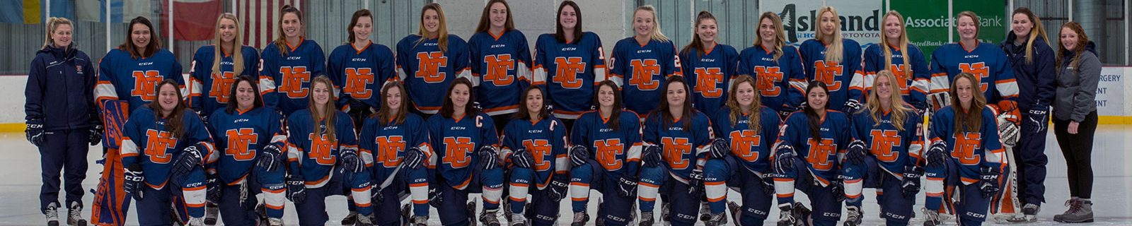 Womens Hockey 2018-19 Team