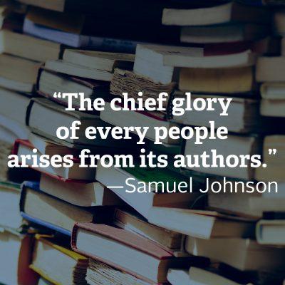 Samuel Johnson quote