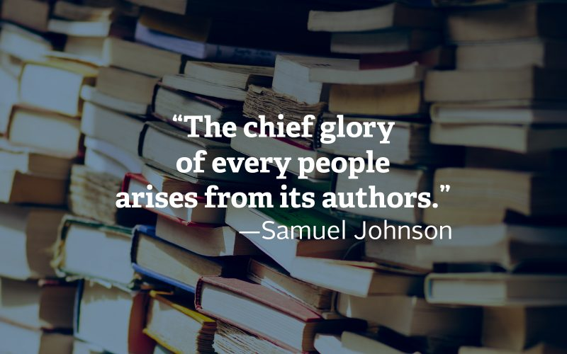 Samuel Johnson quote