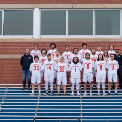 2019 Men's Lacrosse Team
