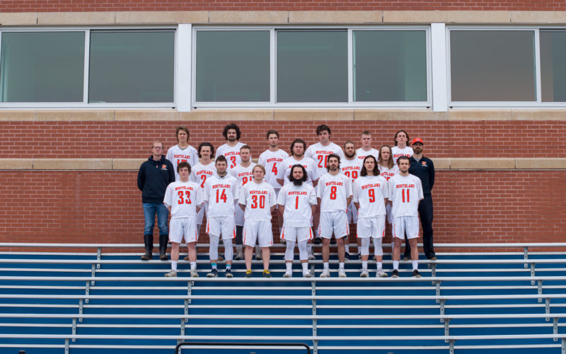 2019 Men's Lacrosse Team