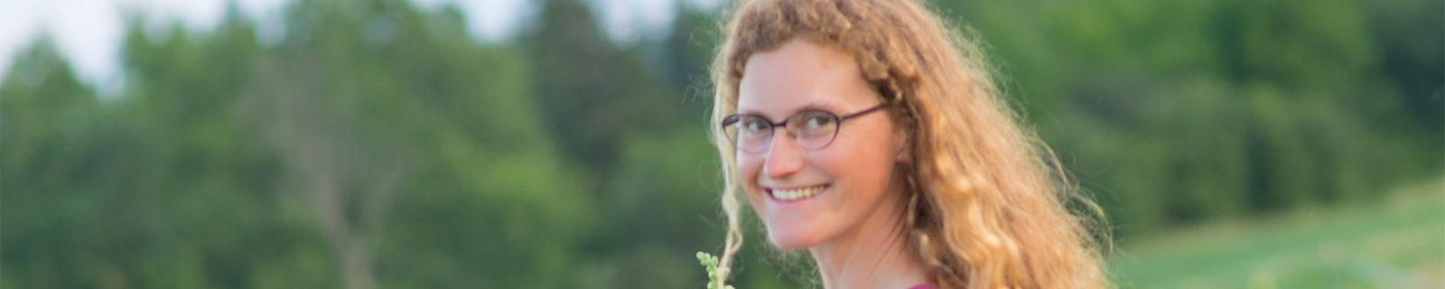 Melissa Fischbach of Wild Hollow Farm