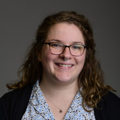 Megan McPeak, Visiting Instructor of Meteorology