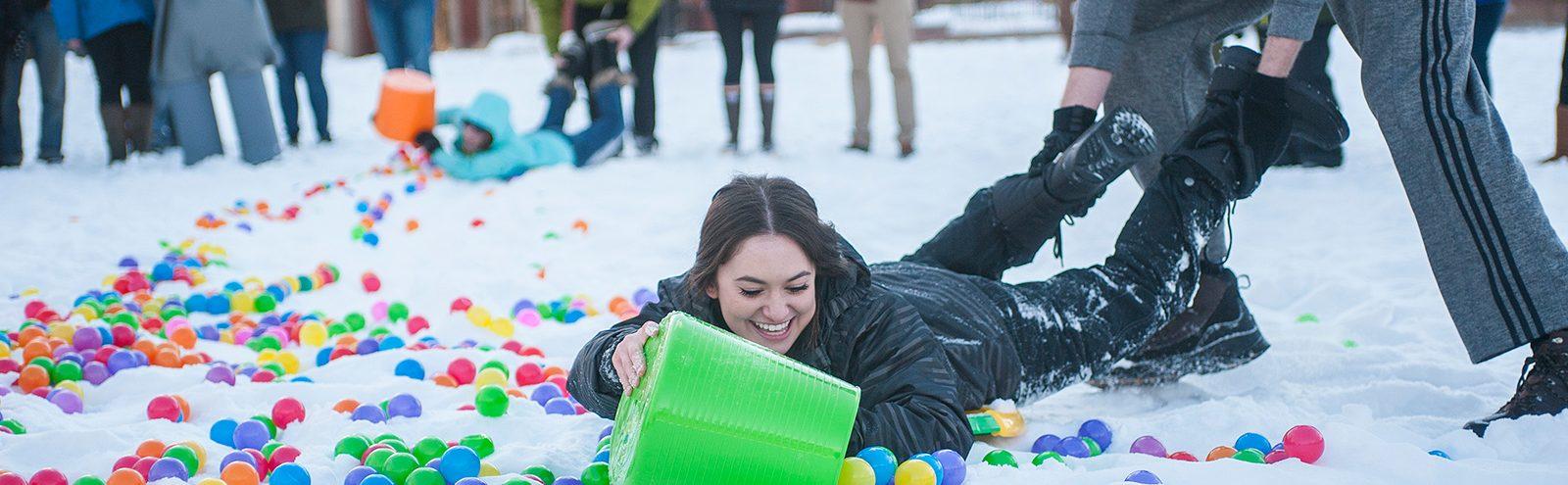 Northland College Snowfest 2016