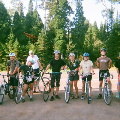 Northland Outdoor Orientation Cycling Group