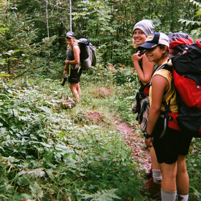 Northland Outdoor Orientation Hiking Group