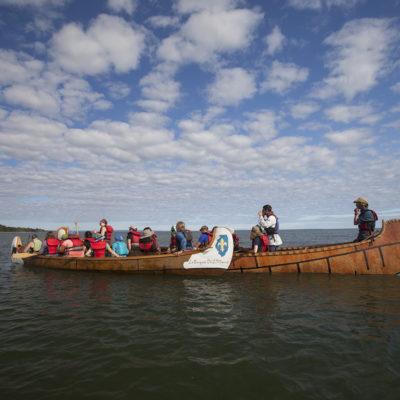 Northland Outdoor Orientation Voyageur Canoes