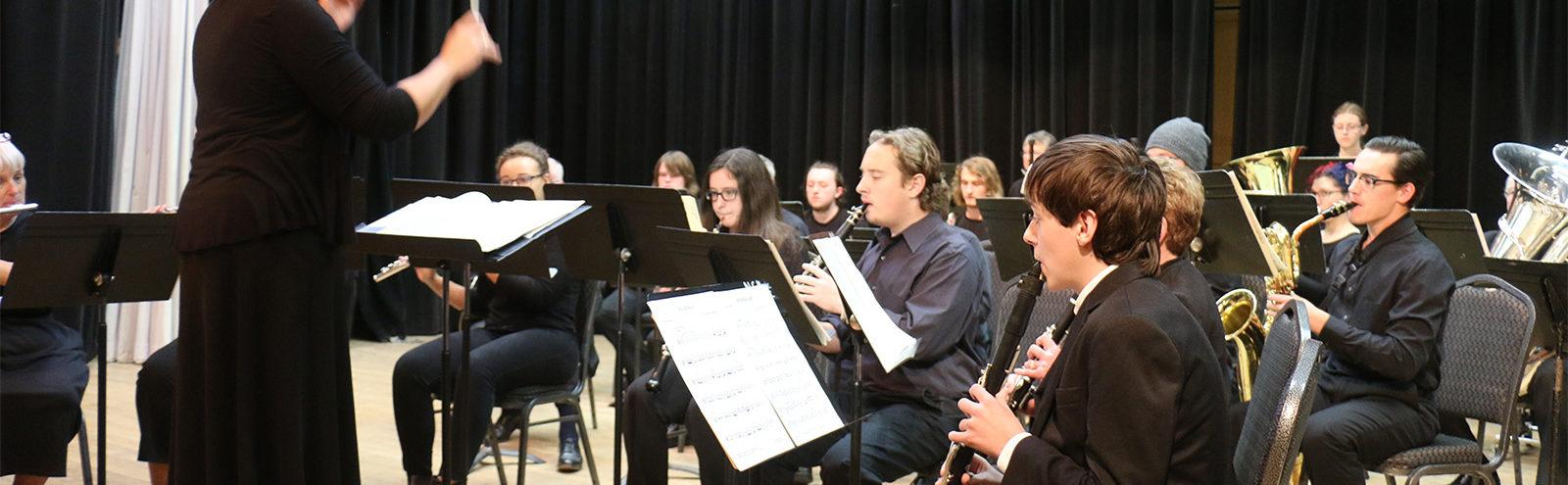 Northland Symphonic Band Concert